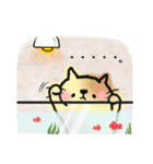 ねこまるけ♪(個別スタンプ:08)