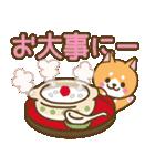 【戌年】柴犬のお正月&日常2018(個別スタンプ:36)