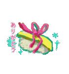 寿司クリスマス jp(個別スタンプ:3)
