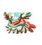 寿司クリスマス jp(個別スタンプ:4)