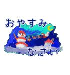寿司クリスマス jp(個別スタンプ:11)