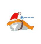 寿司クリスマス jp(個別スタンプ:12)