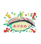 寿司クリスマス jp(個別スタンプ:27)