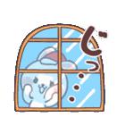 ❤️すきすぎるうさぎ❤️クリスマス&お正月(個別スタンプ:19)