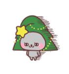 ❤️すきすぎるうさぎ❤️クリスマス&お正月(個別スタンプ:23)