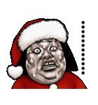 強面ブス天狗 クリスマス爆弾 2(個別スタンプ:24)
