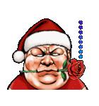 強面ブス天狗 クリスマス爆弾 2(個別スタンプ:26)
