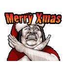 強面ブス天狗 クリスマス爆弾 2(個別スタンプ:38)