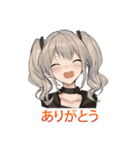 LQ Sticker 01(個別スタンプ:02)