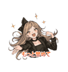 LQ Sticker 01(個別スタンプ:03)