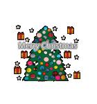 素敵なクリスマスとお正月(個別スタンプ:01)