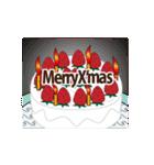 素敵なクリスマスとお正月(個別スタンプ:03)