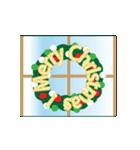 素敵なクリスマスとお正月(個別スタンプ:04)