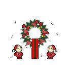 素敵なクリスマスとお正月(個別スタンプ:06)