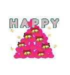 素敵なクリスマスとお正月(個別スタンプ:07)