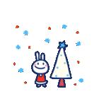 ほぼ白うさぎ5(クリスマス編)(個別スタンプ:05)