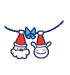 ほぼ白うさぎ5(クリスマス編)(個別スタンプ:06)