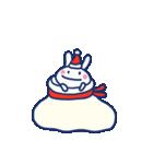 ほぼ白うさぎ5(クリスマス編)(個別スタンプ:08)