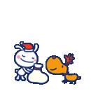 ほぼ白うさぎ5(クリスマス編)(個別スタンプ:23)