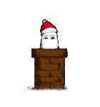 クリスマスバージョンのメジェド(個別スタンプ:26)