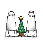 クリスマスバージョンのメジェド(個別スタンプ:32)