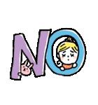 ❤️カタカナ韓国語&日本語会話スタンプ❤️(個別スタンプ:19)