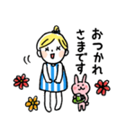 ❤️カタカナ韓国語&日本語会話スタンプ❤️(個別スタンプ:25)