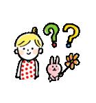 ❤️カタカナ韓国語&日本語会話スタンプ❤️(個別スタンプ:38)