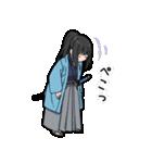 武士カノジョ(改)(個別スタンプ:21)