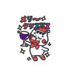 ねこ♡ほっこり クリスマススタンプ(個別スタンプ:01)