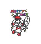 ねこ♡ほっこり クリスマススタンプ(個別スタンプ:06)