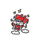 ねこ♡ほっこり クリスマススタンプ(個別スタンプ:07)