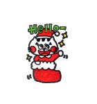 ねこ♡ほっこり クリスマススタンプ(個別スタンプ:11)