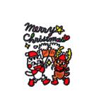 ねこ♡ほっこり クリスマススタンプ(個別スタンプ:16)