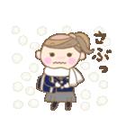 かわいい名古屋弁JK 2(個別スタンプ:28)