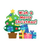 ハムスターのハッピー☆クリスマス(個別スタンプ:08)