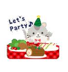 ハムスターのハッピー☆クリスマス(個別スタンプ:09)