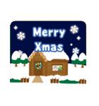 ハムスターのハッピー☆クリスマス(個別スタンプ:19)
