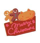 シャム猫ちゃん! クリスマスバージョン♪(個別スタンプ:09)