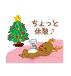 シャム猫ちゃん! クリスマスバージョン♪(個別スタンプ:15)