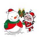 シャム猫ちゃん! クリスマスバージョン♪(個別スタンプ:20)