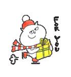 年末年始スタンプ《クリスマス~お正月》(個別スタンプ:8)
