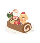 カードセット▶年末年始お正月&クリスマス(個別スタンプ:06)