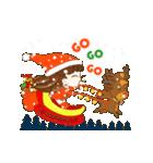 Christmas Cute Girl(個別スタンプ:7)