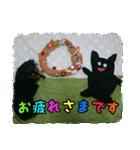 【X'mas & お正月】おとぼけダックス(個別スタンプ:01)