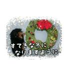【X'mas & お正月】おとぼけダックス(個別スタンプ:10)