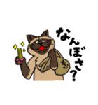 北海道育ちのタイちゃん。(個別スタンプ:14)