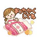 【冬〜春♥年末年始】皆に使えるスタンプ(個別スタンプ:7)