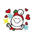 くるくるくる頭Ⅲクリスマス(個別スタンプ:01)
