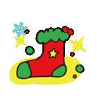 くるくるくる頭Ⅲクリスマス(個別スタンプ:04)